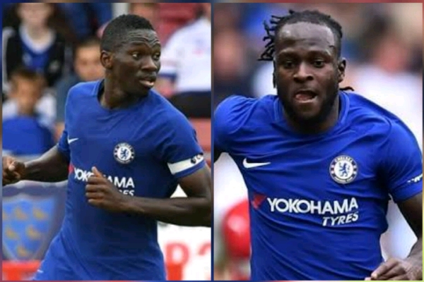 Omeruo, Moses To Start Pre-season Programme With Chelsea July 16