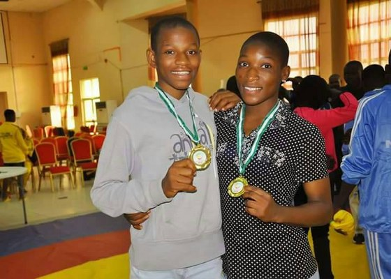 Nigeria Wrestlers Depart For Croatia Ahead Of Cadet World Championships