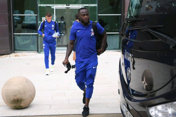 Moses Makes Chelsea Squad For ICC Clash Vs Inter Milan