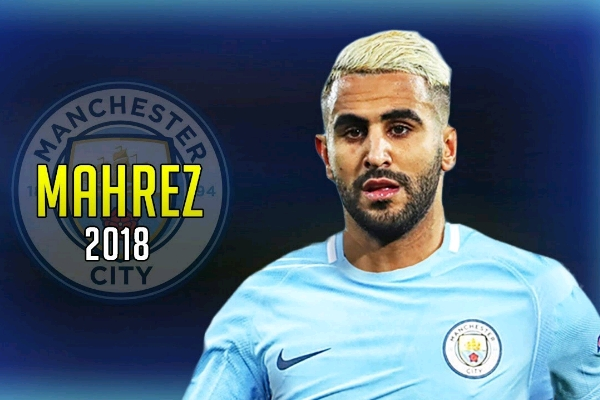 Man City Signs £60m Mahrez From Leicester City