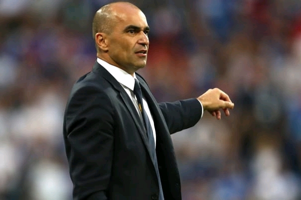 Martinez: Belgium Beaten By A Bit Of French Luck