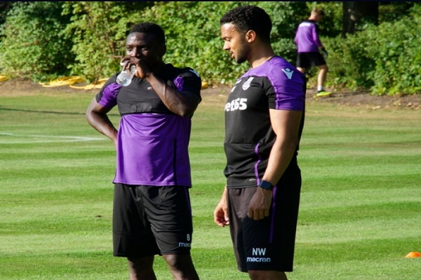 Etebo: I Turned Down Premier League Clubs To Join Stoke City