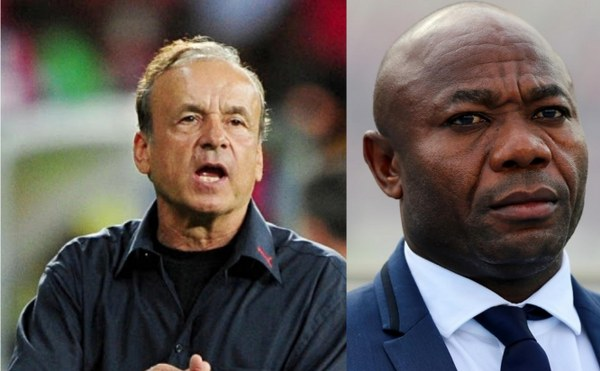 Rohr, Bewarang, Amuneke to attend FIFA Football Conference on Sept 23