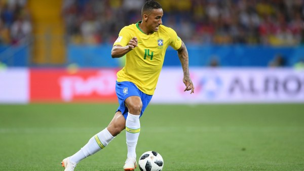 Russia 2018: Danilo Out Of  Brazil's Remaining Games Over Injury