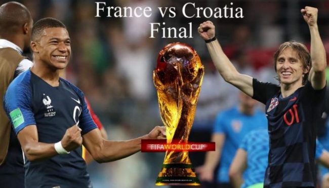 World Cup 2018 Final: France Vs Croatia Betting Tips