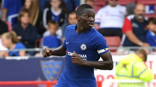 Omeruo Upbeat Eagles Will Qualify For AFCON 2019, Noncommittal On Chelsea Future