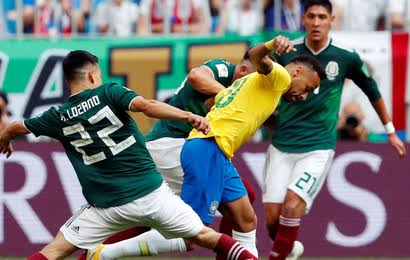 Mexico Coach Osorio: We Lacked The Extra Quality Against Brazil