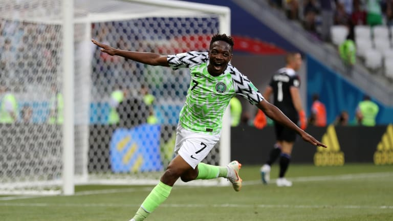 Musa Savours 2018 World Cup Best Goal Nomination, Canvasses For Votes