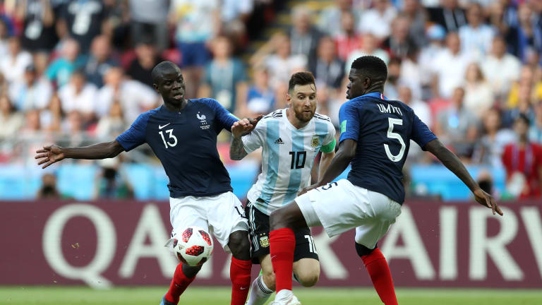 Russia 2018: Deschamps Banks On Kante To Shackle Belgian Attack In Tuesday's Semis Clash