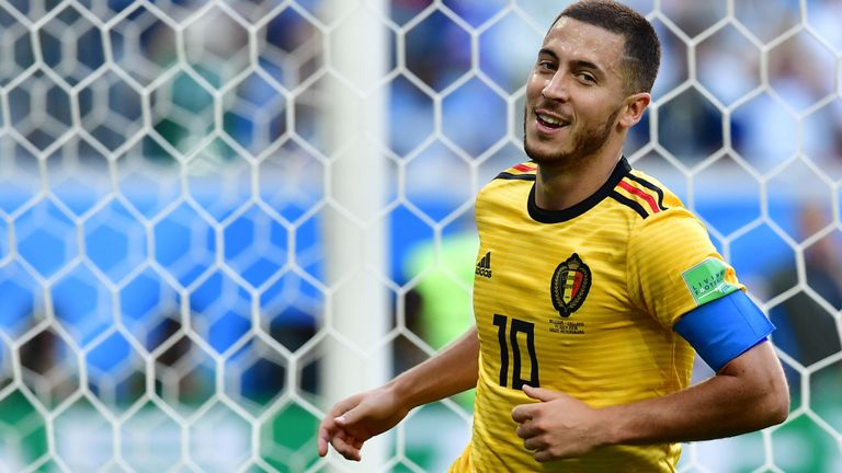 Hazard: Chelsea To Decide If I Will Join Real Madrid