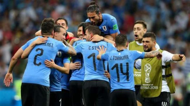 World Cup 2018: Uruguay And France Meet To Decide Place In Final four