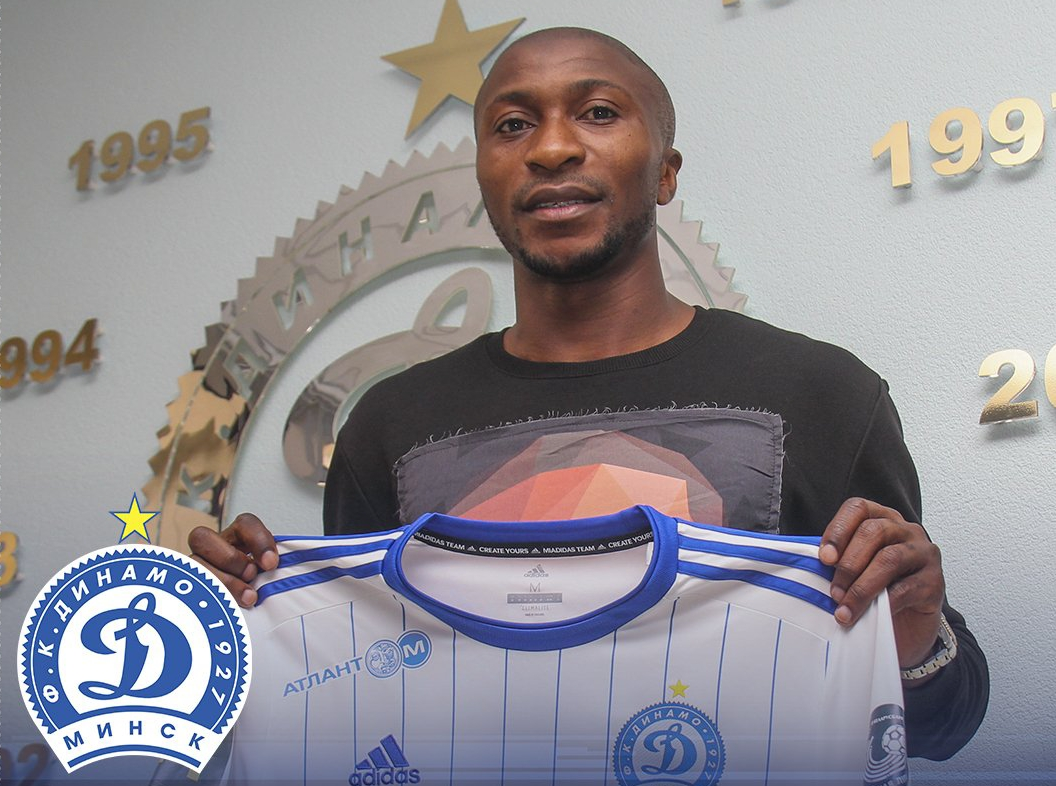 Ex-Ufa Forward Fatai Joins Belarus' Dinamo Minsk As Free Agent