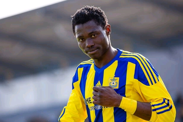 Akinyemi In Norway To Seal Three-Year Contract With IK Start