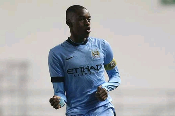 Man City Youngster Adarabioyo Set For West Brom Loan Switch