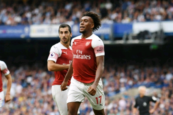 Iwobi Bags Assist, Scores; Moses Benched As Arsenal Bow To Chelsea In Derby Thriller