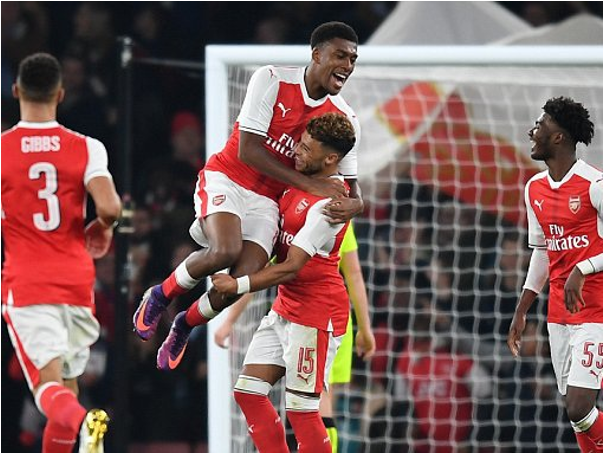 Time For Alex Iwobi To Step Up At Arsenal, Or Elsewhere
