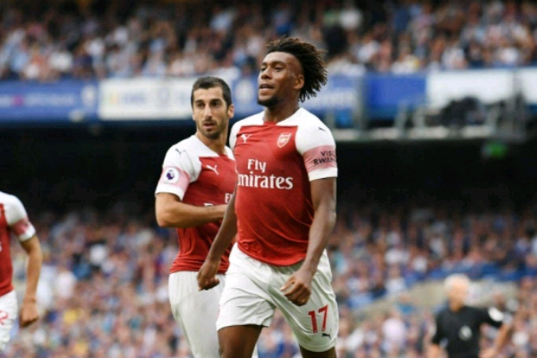 Iwobi ‎Reveals How 'Exciting' Emery Differs From Wenger