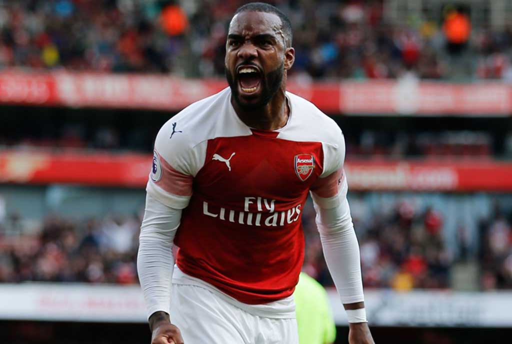 Lacazette Linked With Shock Move
