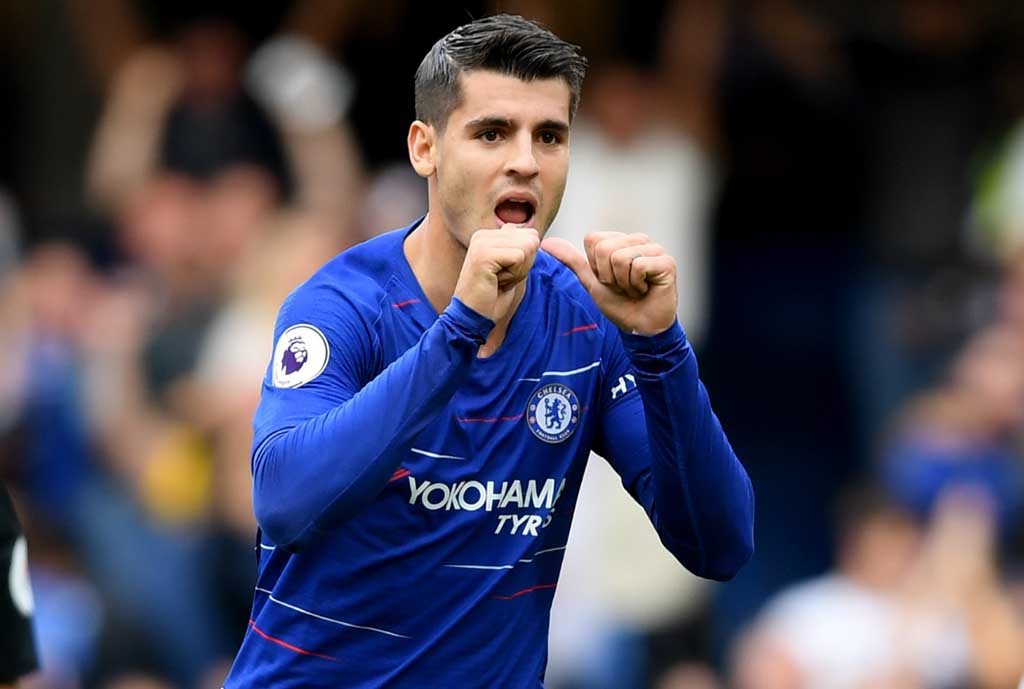 Morata: I Never Considered Leaving Chelsea