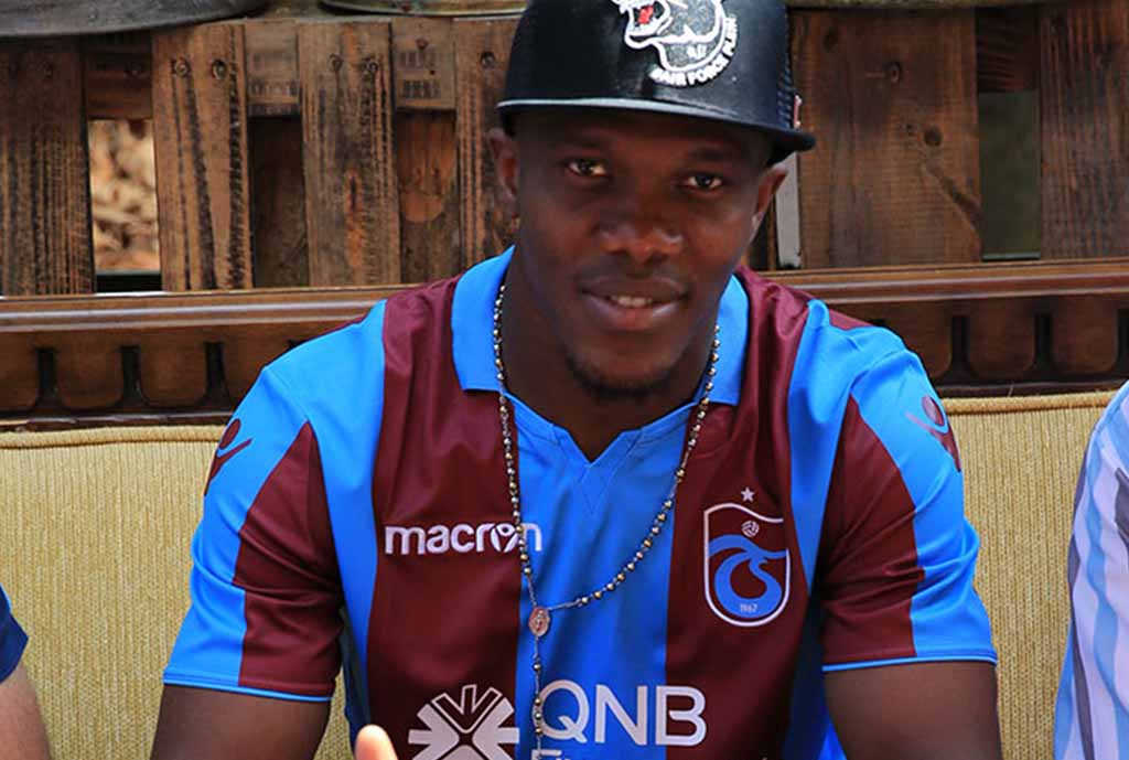 Nwakaeme Delighted To Team Up With Onazi At Trabzonspor