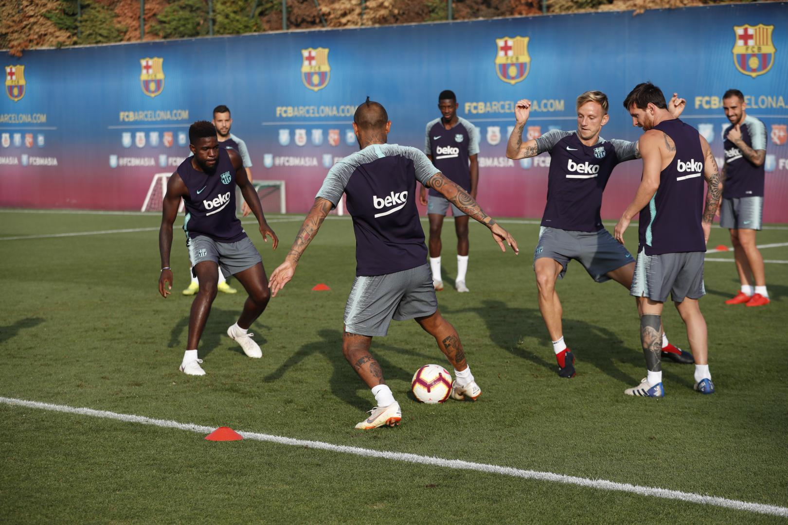 Barca Hunt For Away Win At The 'Dreaded' Real Valladolid's Zorrilla