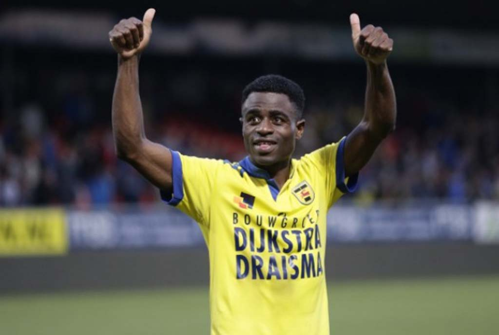 Ogbeche Joins Indian Club ‎North East United From Willem 11
