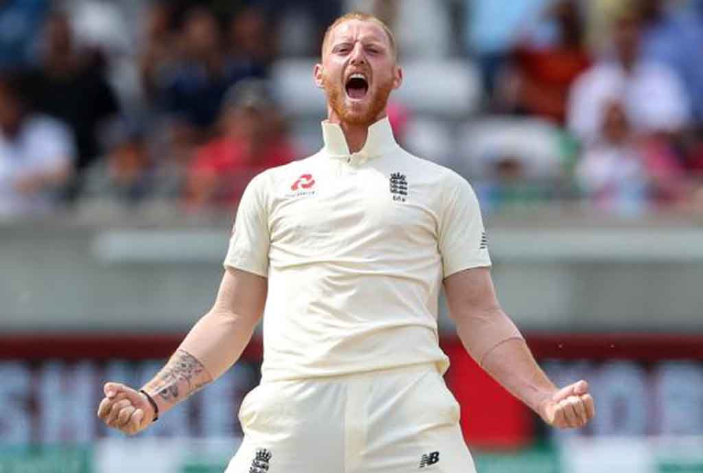 Stokes Returns To England Fold