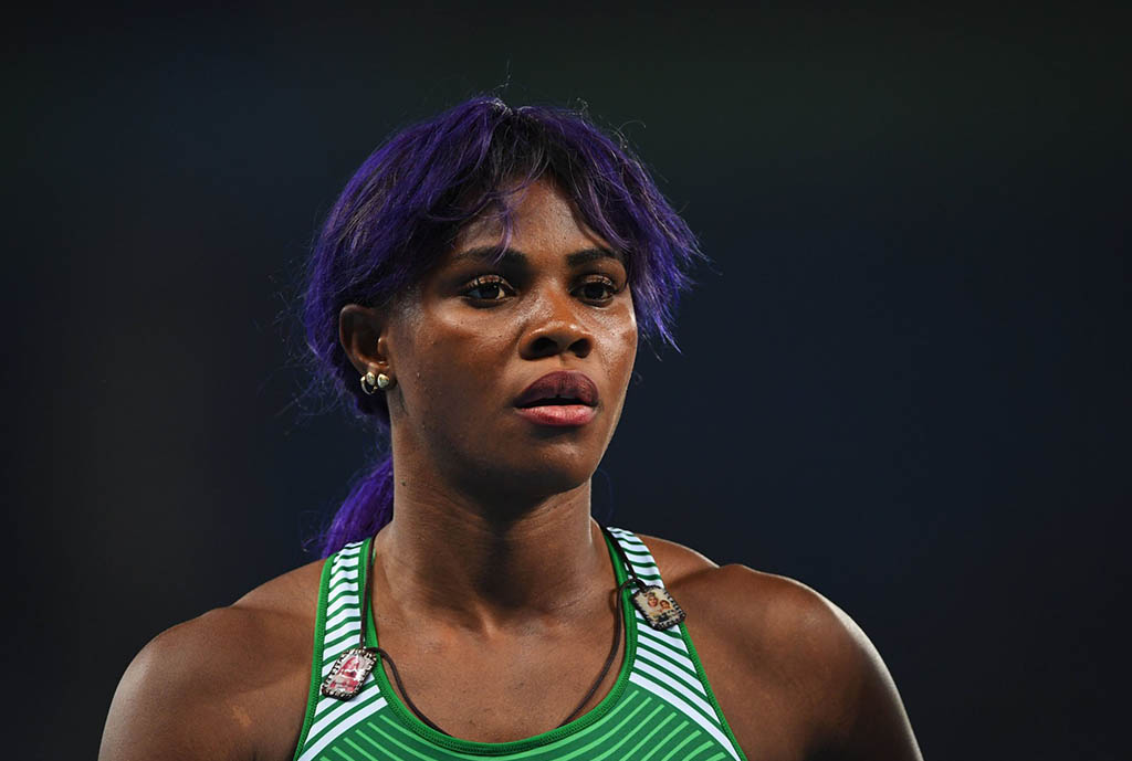 IAAF Diamond League: Okagbare Chases Cash, Record To Zurich