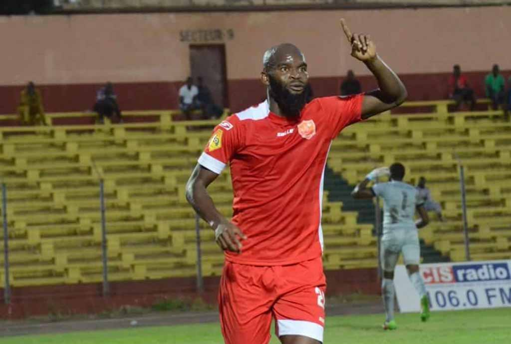 CAFCL: Nigerian Forward Sakin Bags Winning Goal For Horoya VS AS Togo