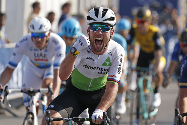 Cavendish Confirms Cycling Break