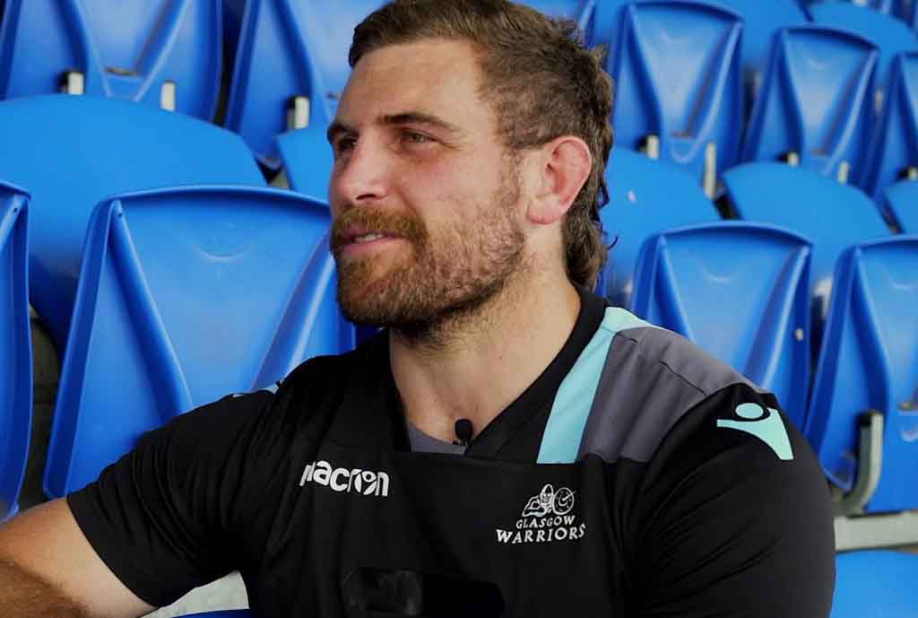 Glasgow Confirm Co-Captains