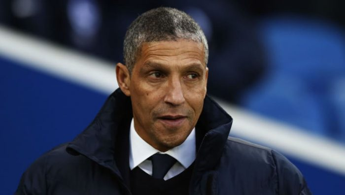 Hughton Feeling The Pressure