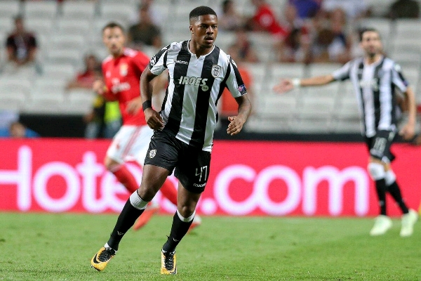 Paok New Signing Akpom Happy To Make First UCL Appearance