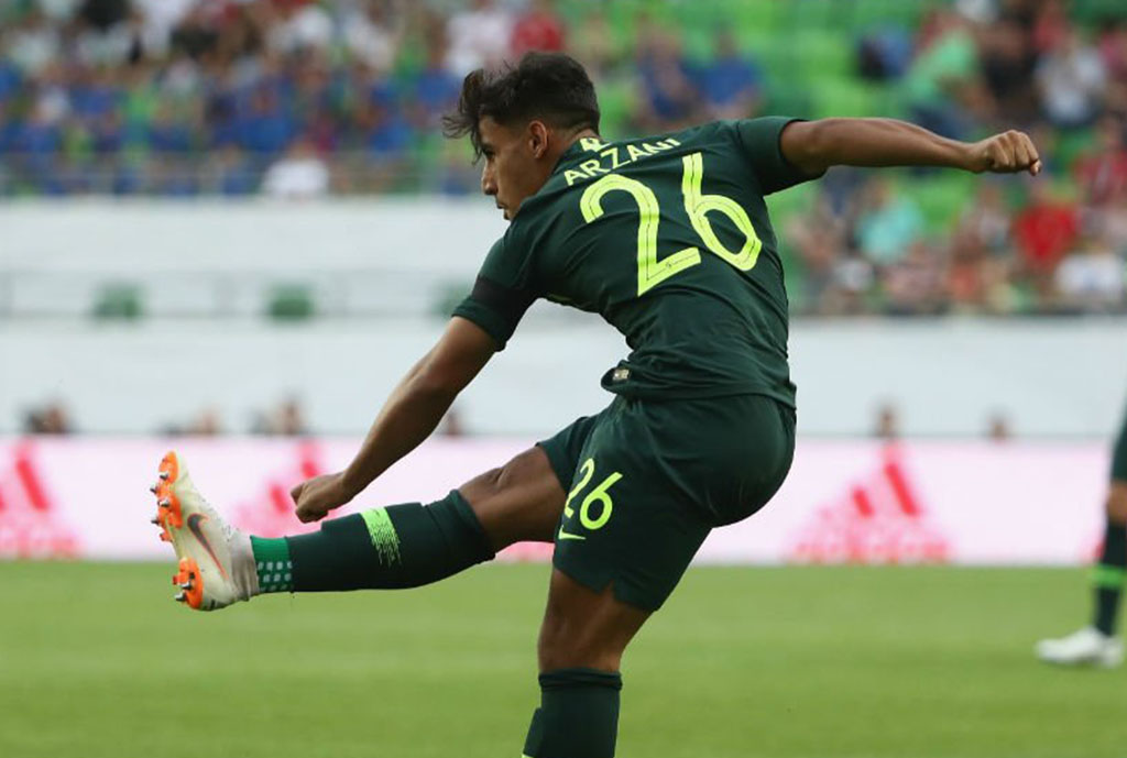 Man City Sign Russia 2018 Youngest Player Arzani From Melbourne City