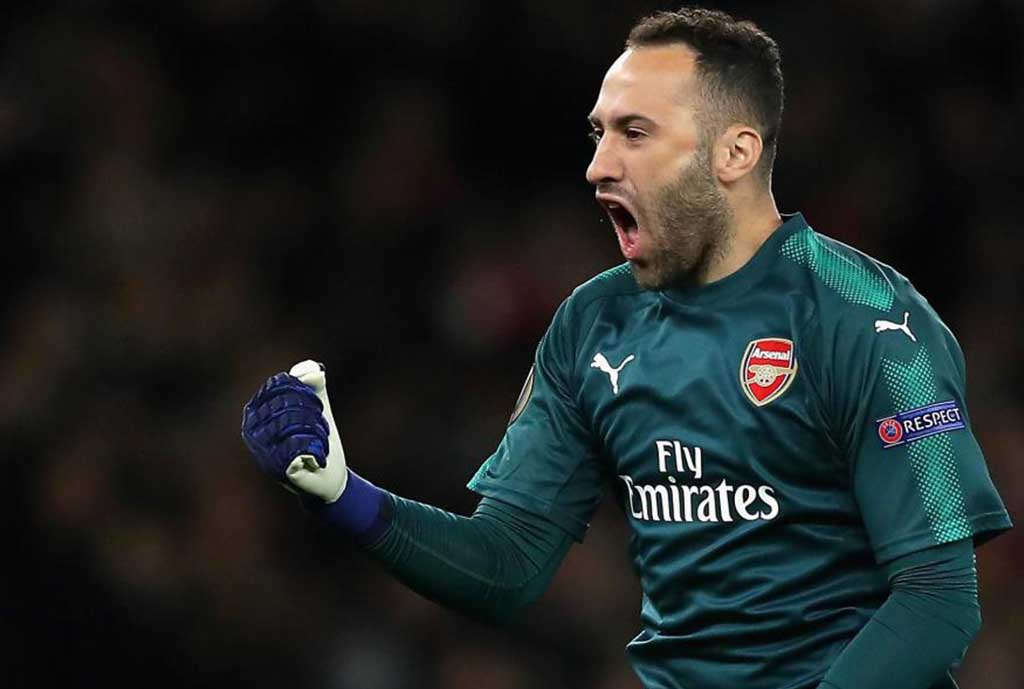 Ospina On Napoli Radar