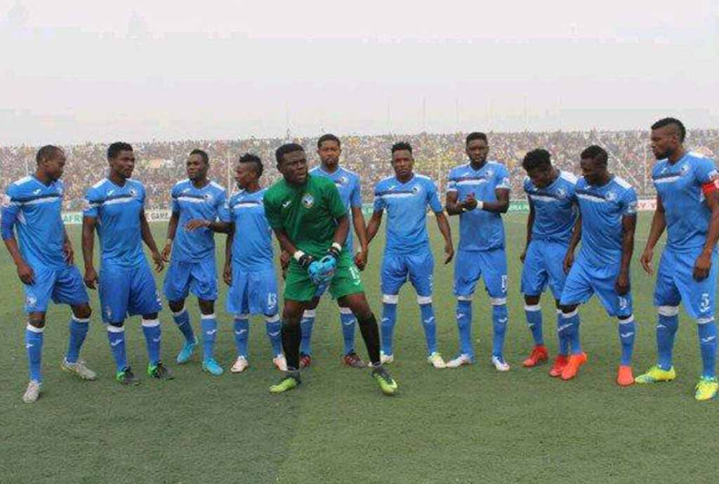 CAFCC: Impressive Enyimba Grab Away Win Against Djoliba