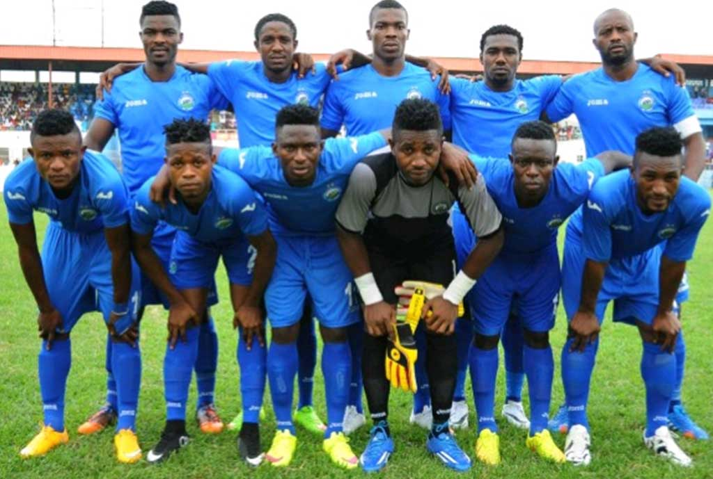 CAFCC: Enyimba Midfielder Ojo Confident Of Victory Against Rayon Sports In Aba