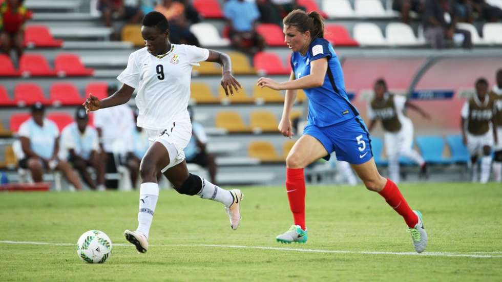 FIFA U-20 Women's W/Cup: Hosts France Beat Ghana; Holland,  England, Mexico Also Win On Opening Day
