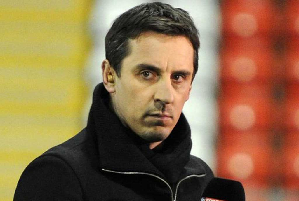 Neville Takes Aim At Woodward
