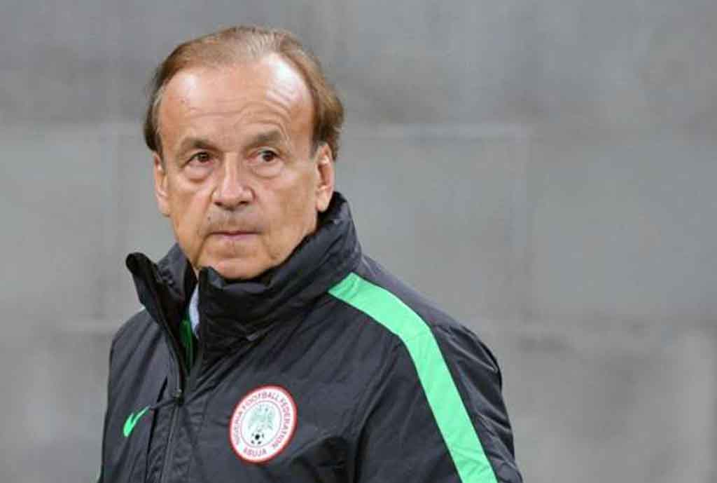 Rohr: I Rejected Big Offers To Remain Super Eagles Coach