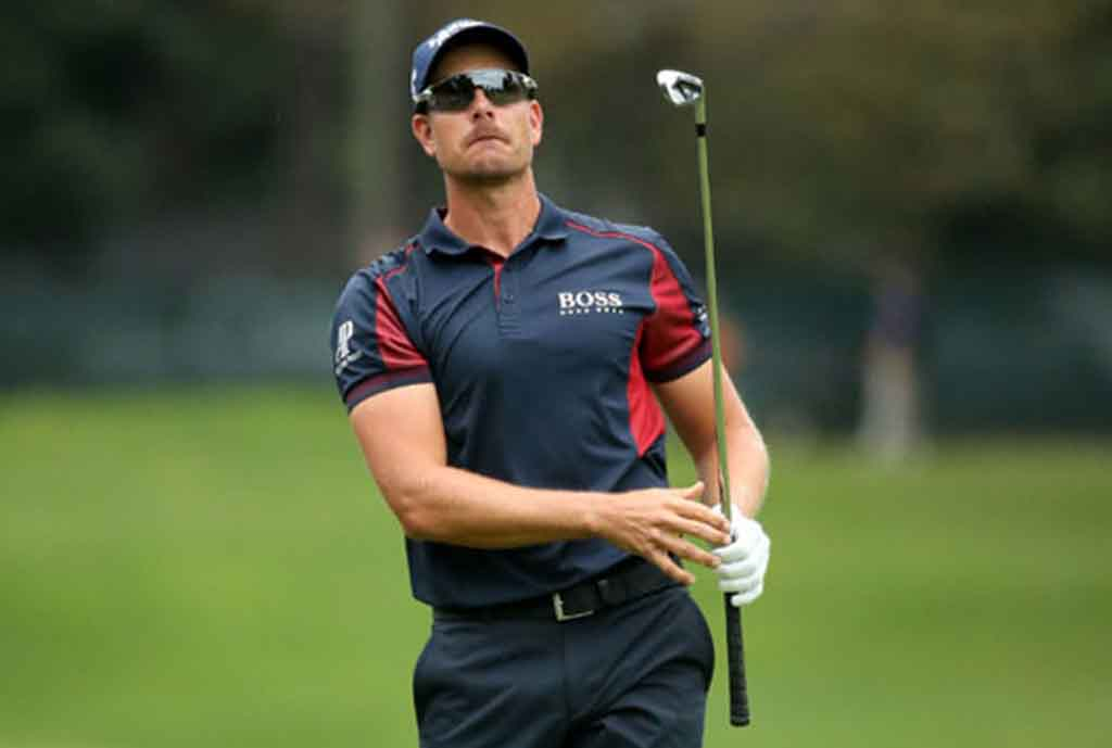 Stenson Withdraws From Northern Trust