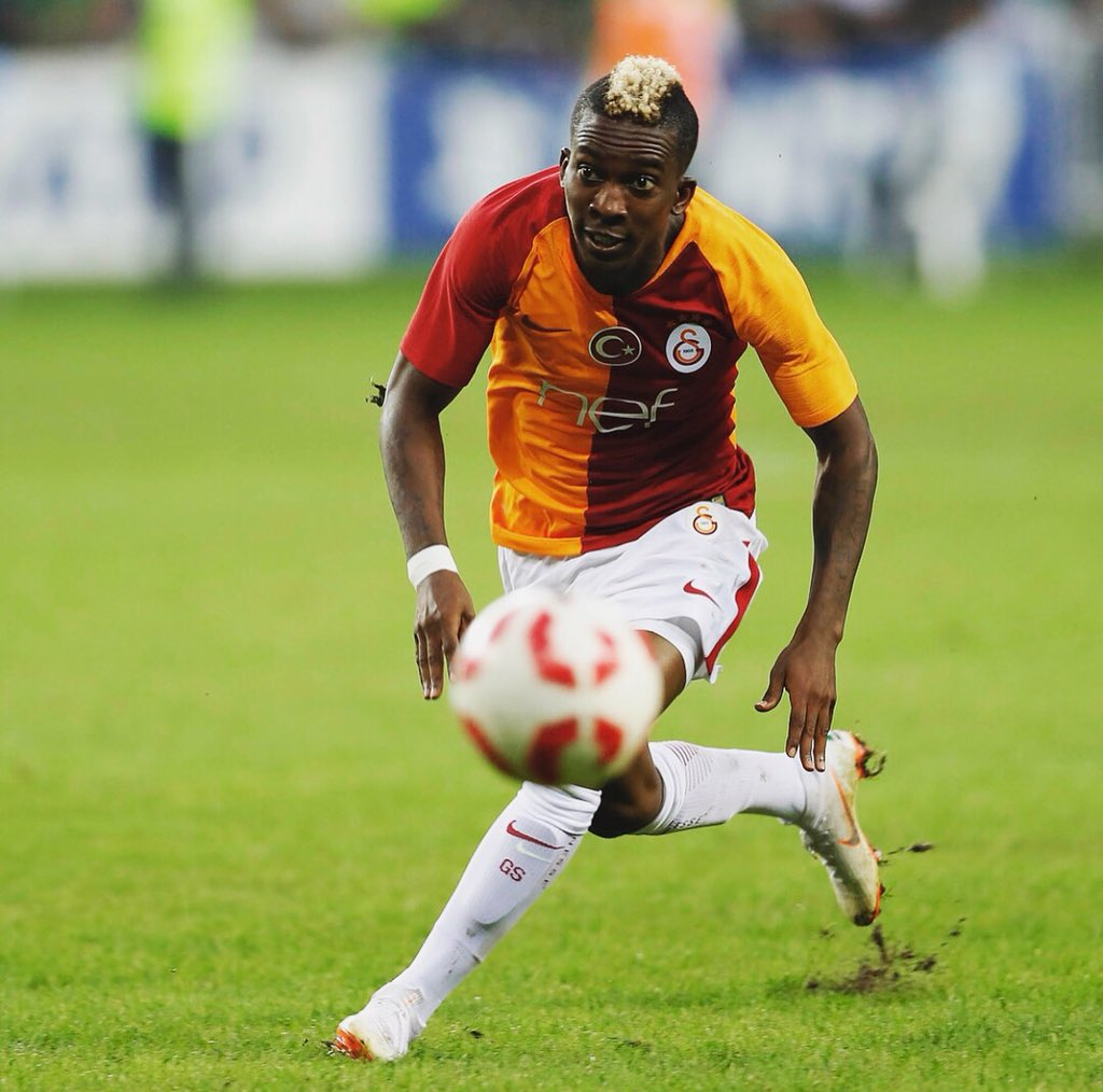 Everton Demand £22.5m For Onyekuru, Galatasaray Out Of Buy-Out Option