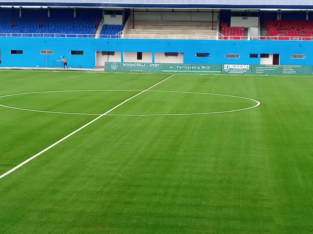 Enyimba Players Eager To Return To  Renovated Aba Stadium