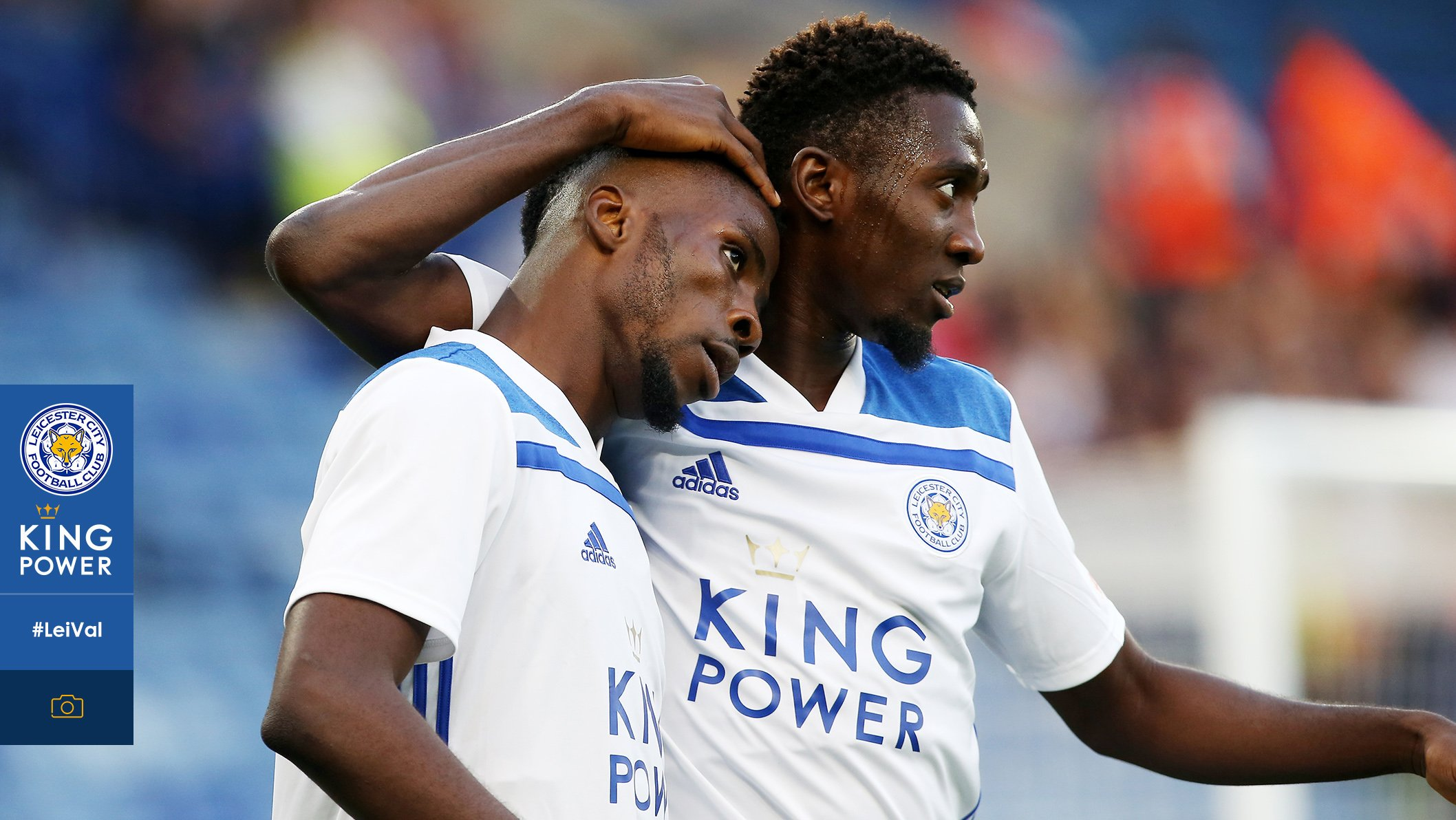 Ndidi Backs Iheanacho To Continue Scoring Form