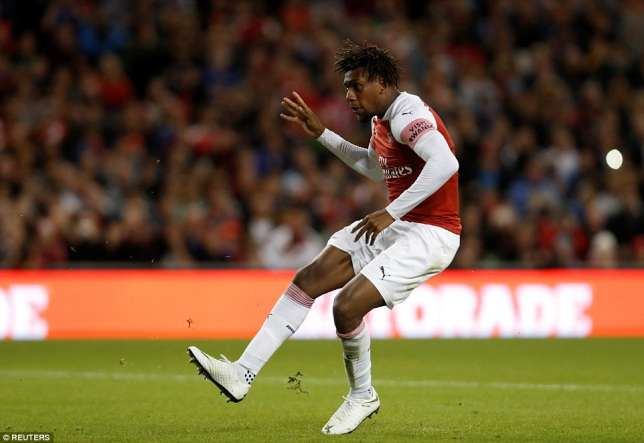 Kanu: Iwobi Must Show His Quality At Arsenal, Believe He Is Key Player