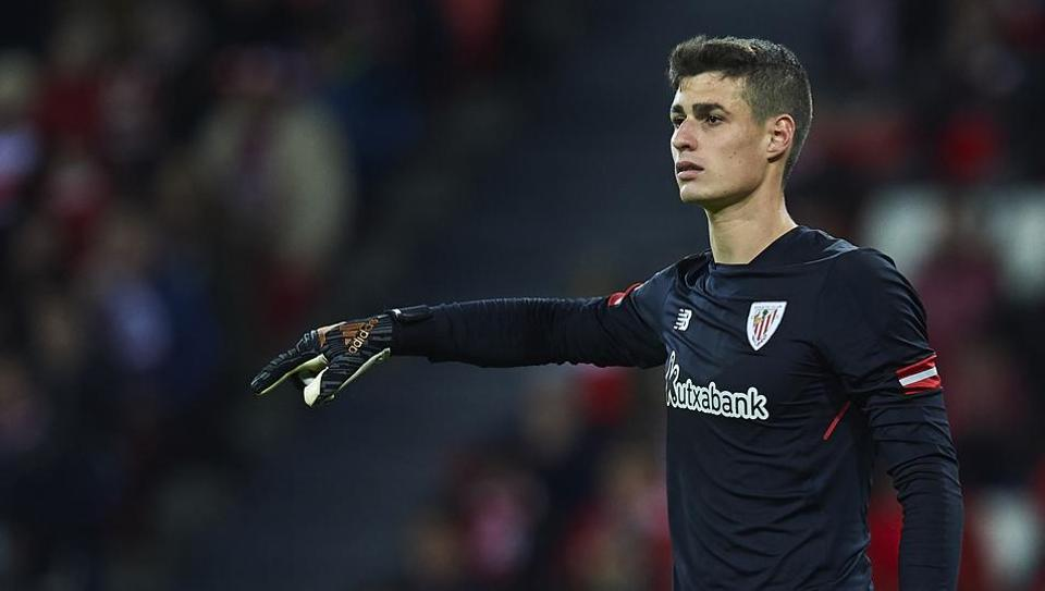 Chelsea Go For £72m World Record Signing Of Athletic Bilbao Goalie Arrizabalaga