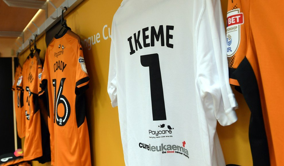 Wolves Retire No. 1 Shirt In Honour Of Ikeme