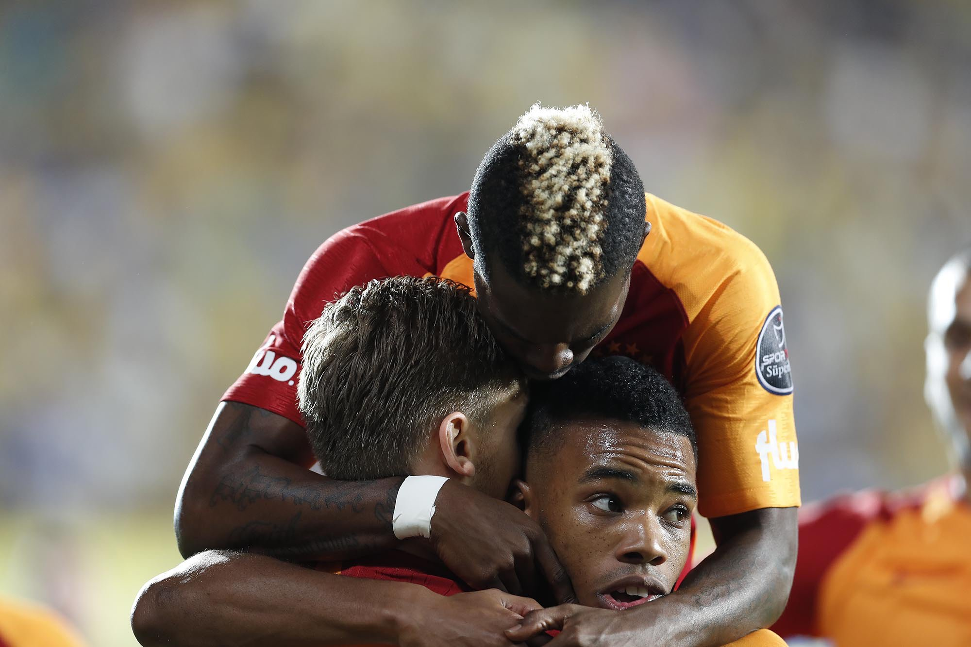 Onyekuru Plays 82 Minutes As Galatasaray Bag Away Win In Season Opener