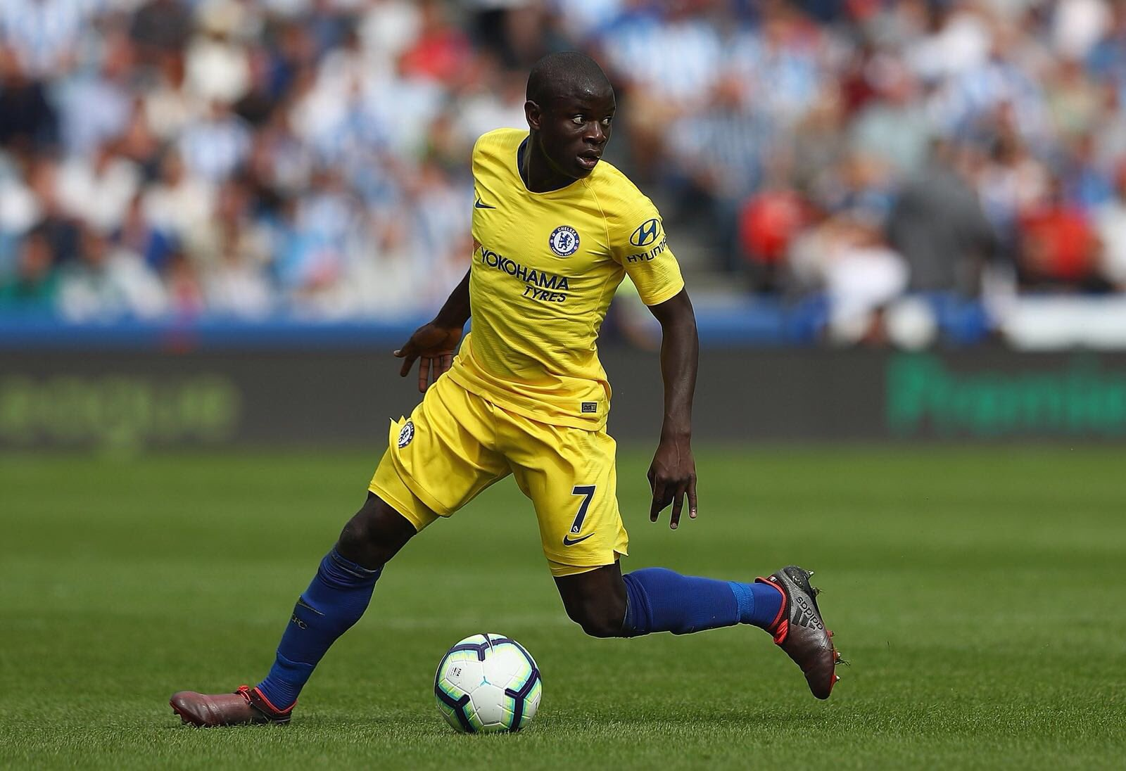 Kante Ready To Excel In New Chelsea Role