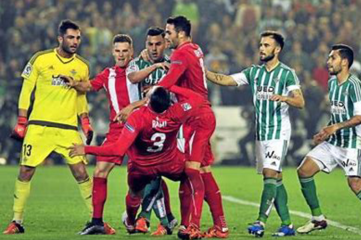 EL GRAN DERBI – Real Betis Vs Sevilla : The Earliest Seville Derby Since ‎1987/88